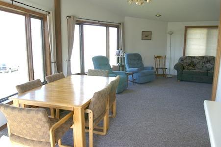 Cabin Interior at Shamrock Marina & Resort