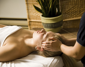 Massage at The Green Mountain Inn.