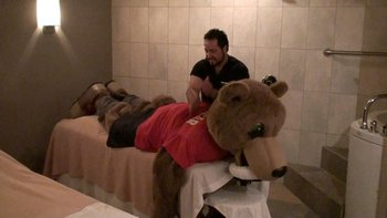 Spa massages at Banff Ptarmigan Inn.