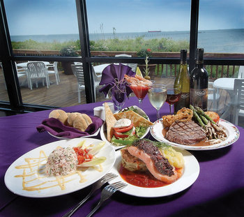 Fine Dining at Virginia Beach Resort Hotel
