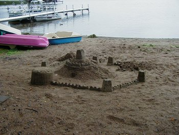 Sandcastle at SweetWater Resort.