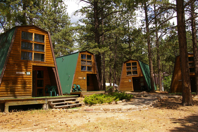 Echo Basin Cabin And Rv Resort Mancos Co Resort