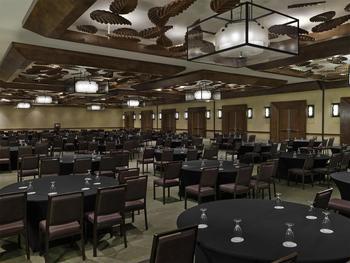 Ballroom at The Westin Dawn Beach Resort.