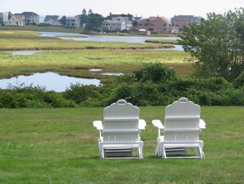 View from Mariner Resort.