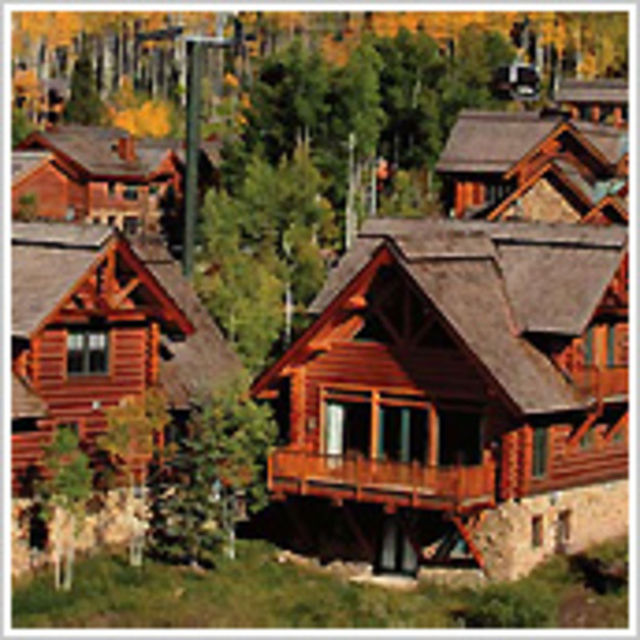 telluride vacation rentals cabin your ski in ski out