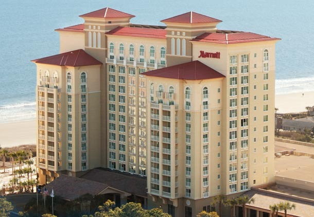 Courtyard By Marriott Myrtle Beach South Carolina