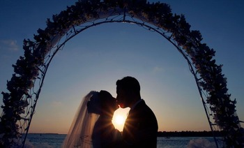 Wedding at Pier House Resort & Spa.