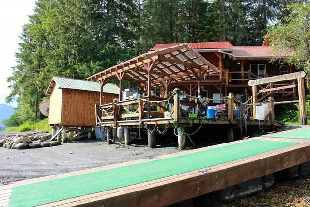 Island point lodge petersburg ak resort reviews for Alaska fishing lodges all inclusive