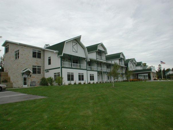 View of Birchwood Lodge