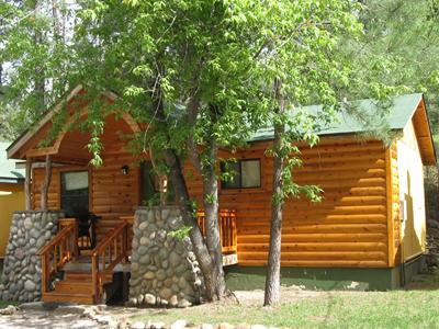 The Upper Canyon Inn And Cabins Ruidoso Nm Resort