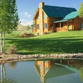 Exterior View of The Hideout Lodge & Guest Ranch
