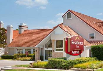 Exterior view of Residence Inn by Marriott Dallas - Las Colinas.