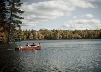 Canoeing at Chanticleer Inn