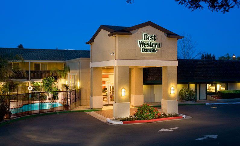 Exterior View of Best Western Danville Sycamore Inn