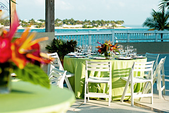 Fine Dining at The Westin Key West Resort