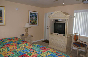 Accommodation at Daytona Shores Inn and Suites