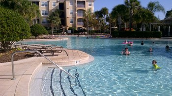 Resort pool at Florida Dream Management Company.