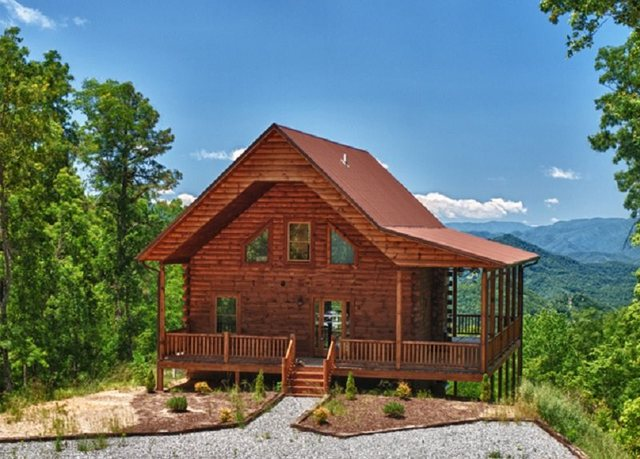 Asheville cabin rentals north carolina mountain vacation for Tripadvisor asheville nc cabin rentals