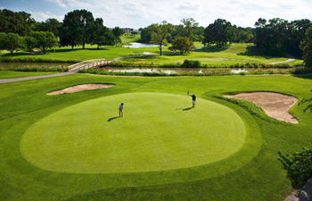 Chicago Championship Golf Course at Eaglewood Resort.