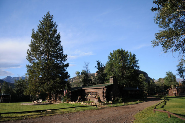 7 D Ranch Cody Wy Resort Reviews