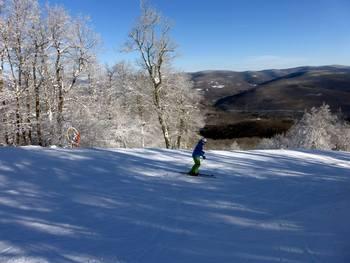 Belleayre Mountain Ski Resort near Stonegate Bed & Breakfast.