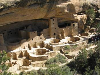 Mesa Verde National Park near The Nordic Inn.