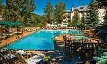 Outdoor Pool at The Charter at Beaver Creek
