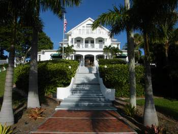 Exterior view of Collier Inn.