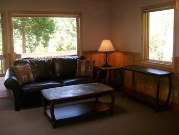 Chalet Interior at Mount Shasta Resort