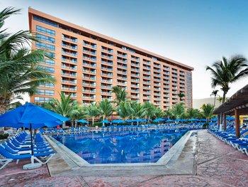 Exterior View of Barcelo Ixtapa Beach