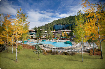 Pool at Resort at Squaw Creek