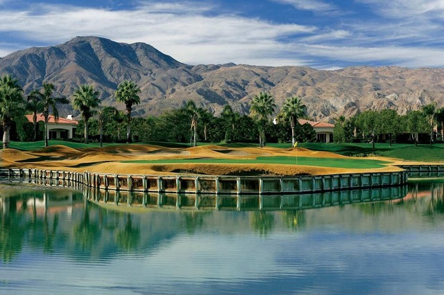 Golf course at La Quinta Resort and Club.