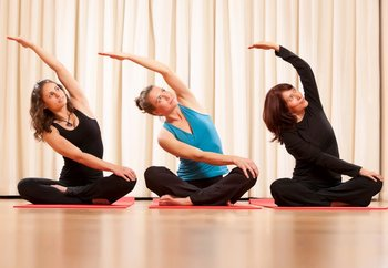 Fitness Classes at Sedona Rouge Hotel