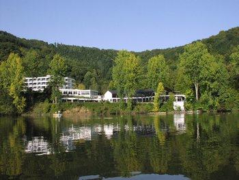 Exterior view of Dorint Sporthotel, Bitburg-Südeifel.