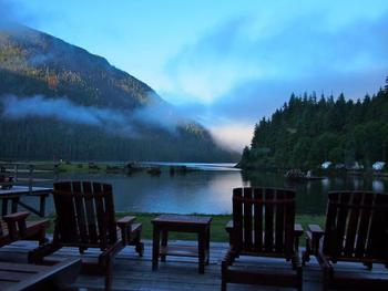 Lake View at Clayoquot Wilderness Resort
