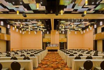 Regency ballroom at Hyatt Regency Trinidad.