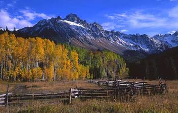 Mountains at SkyRun Vacation Rentals - Telluride, Colorado.
