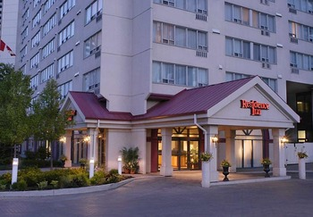 Welcome to the Residence Inn London Downtown