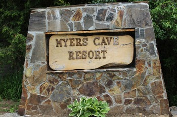 Welcome to Myers Cave Resort