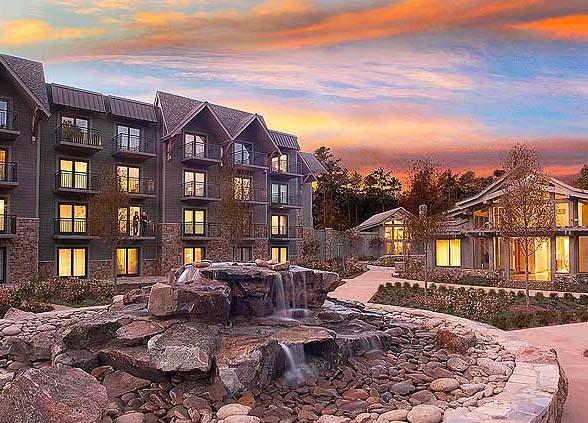 The Lodge And Spa At Callaway Gardens Pine Mountain Ga Resort Reviews