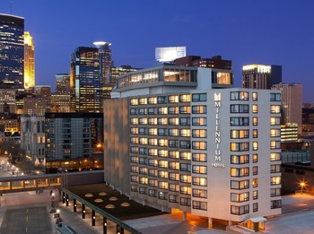 Exterior view of Millennium Hotel Minneapolis.
