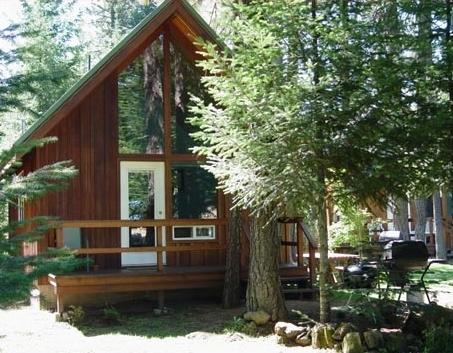 Trout lake cozy cabins trout lake wa resort reviews for Trout lake cozy cabins