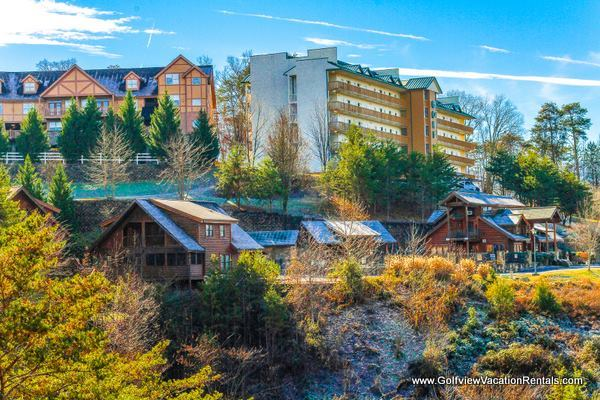 Golfview Vacation Rentals Pigeon Forge Tn Resort