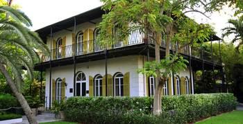 Home of Earnest Hemingway near Tranquility Bay Beach House Resort.