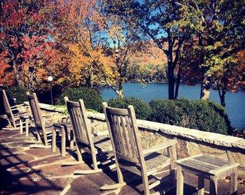 Fall at The Greystone Inn