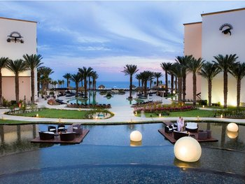 Swimming Pool at Barcelo Los Cabos