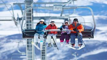 Skiing at SkyRun Vacation Rentals - Park City, Utah.