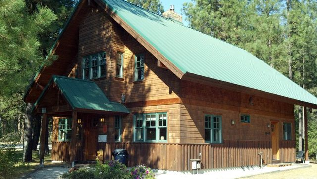 Exterior View of Natapoc Lodging
