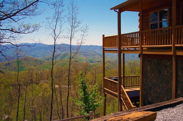Great smokys cabin rentals bryson city nc resort for Cabin in north carolina mountains