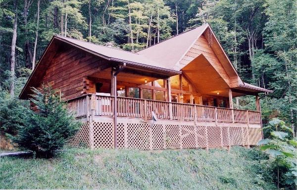 Nantahala mountain resort nantahala nc resort reviews for The cabins at nantahala